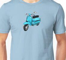DL 125 Scooter Design Unisex T-Shirt