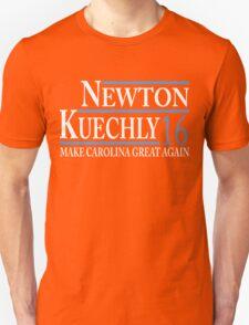 Newton Kuechly 2016 T-shirts Unisex T-Shirt