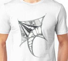 Zentangle Pattern 4 Unisex T-Shirt