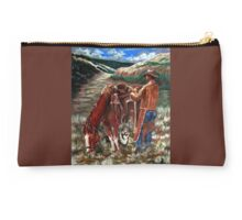 High Country Morning Studio Pouch