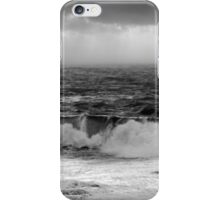 Stormy seas - Photography iPhone Case/Skin