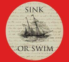 Sink Or Swim Kids Tee