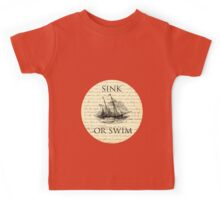 Sink Or Swim Kids Tee