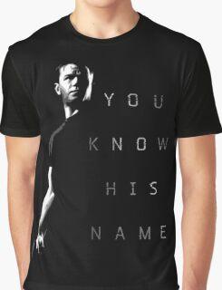 Bourne Graphic T-Shirt