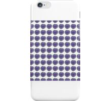 Vintage Heart pattern iPhone Case/Skin