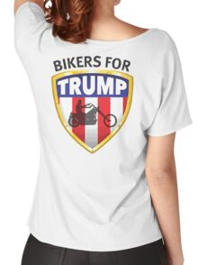 Bikers For Trump Women's Relaxed Fit T-Shirt