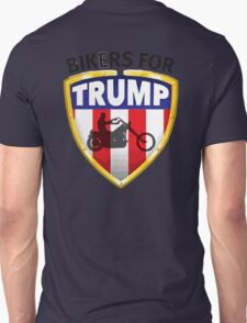Bikers For Trump Unisex T-Shirt