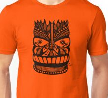 Flower-Eyed Tiki  Unisex T-Shirt