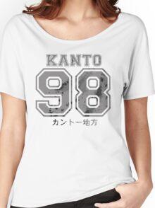 Kanto Jersey - EN ver.  Women's Relaxed Fit T-Shirt