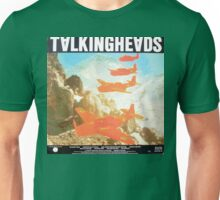 Talking Heads Vinyl Artwork Unisex T-Shirt