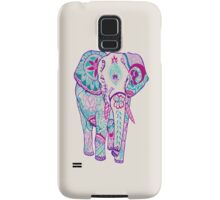 Colorful Elephant Samsung Galaxy Case/Skin