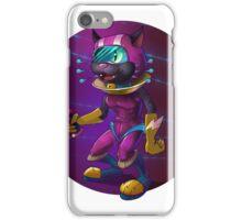 Intergalactic Kitten iPhone Case/Skin