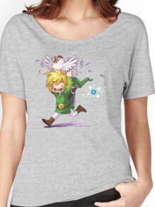Cucco Run! - Legend of Zelda Women's Relaxed Fit T-Shirt