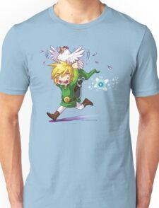 Cucco Run! - Legend of Zelda Unisex T-Shirt
