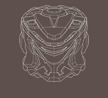 Striker Eureka Line Art - White Unisex T-Shirt