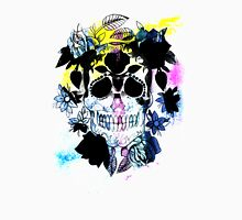 Abstract watercolor skull Unisex T-Shirt