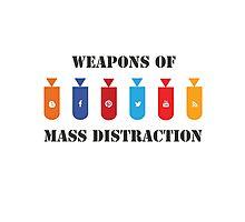 Social Distraction Photographic Print