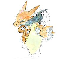 Pokemon - Charizard Photographic Print