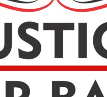 justice for barb Sticker