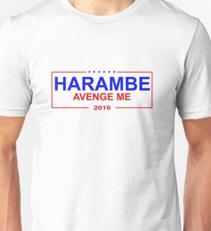Harambe 2016 Unisex T-Shirt