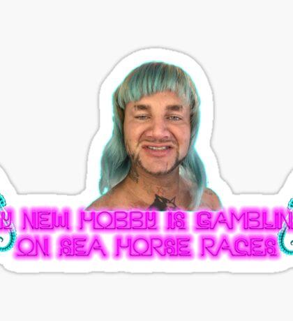 RiFF RAFF'S NEW HOBBY Sticker