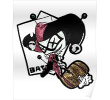 Voodoo Harley Quinn Poster
