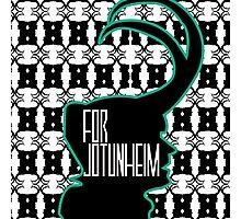 Son of Jotunheim 2 Photographic Print