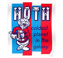 Coldest In The Galaxy - HOTH ICEE Poster