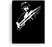 Jimmy Page T-Shirt Canvas Print