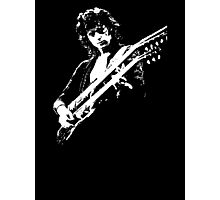 Jimmy Page T-Shirt Photographic Print