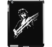 Jimmy Page T-Shirt iPad Case/Skin