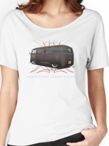Vintage Panel Bus Women's Relaxed Fit T-Shirt