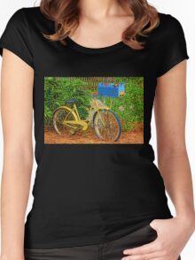 Fun And Whimsy Women's Fitted Scoop T-Shirt