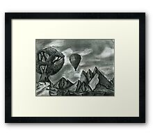 Balloon Framed Print