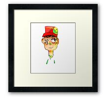Scout - Guro version Framed Print