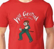 Will Graham VS the world Unisex T-Shirt