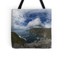 Bunglas - Highest Sea Cliffs in Europe? Tote Bag