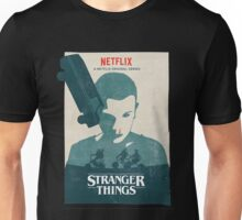 Car Stranger Things Unisex T-Shirt