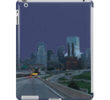 Boston Skyline At Daybreak iPad Case/Skin