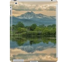 Golden Ponds Reflections iPad Case/Skin