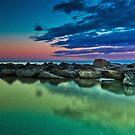 Ashbridges Bay Toronto Canada Sunrise No 12 by Brian Carson