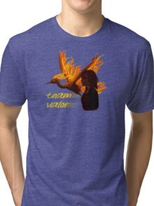 Pokemon Go Team Valor Tri-blend T-Shirt