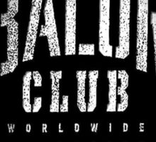 Balor Club Sticker