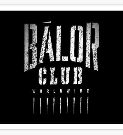 Balor Club Sticker