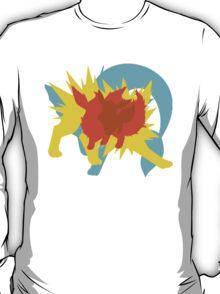 Eevee Pokemon Evolution silhouett T-Shirt