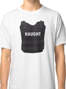 Haught Bullet Proof Vest - Wynonna Earp Classic T-Shirt