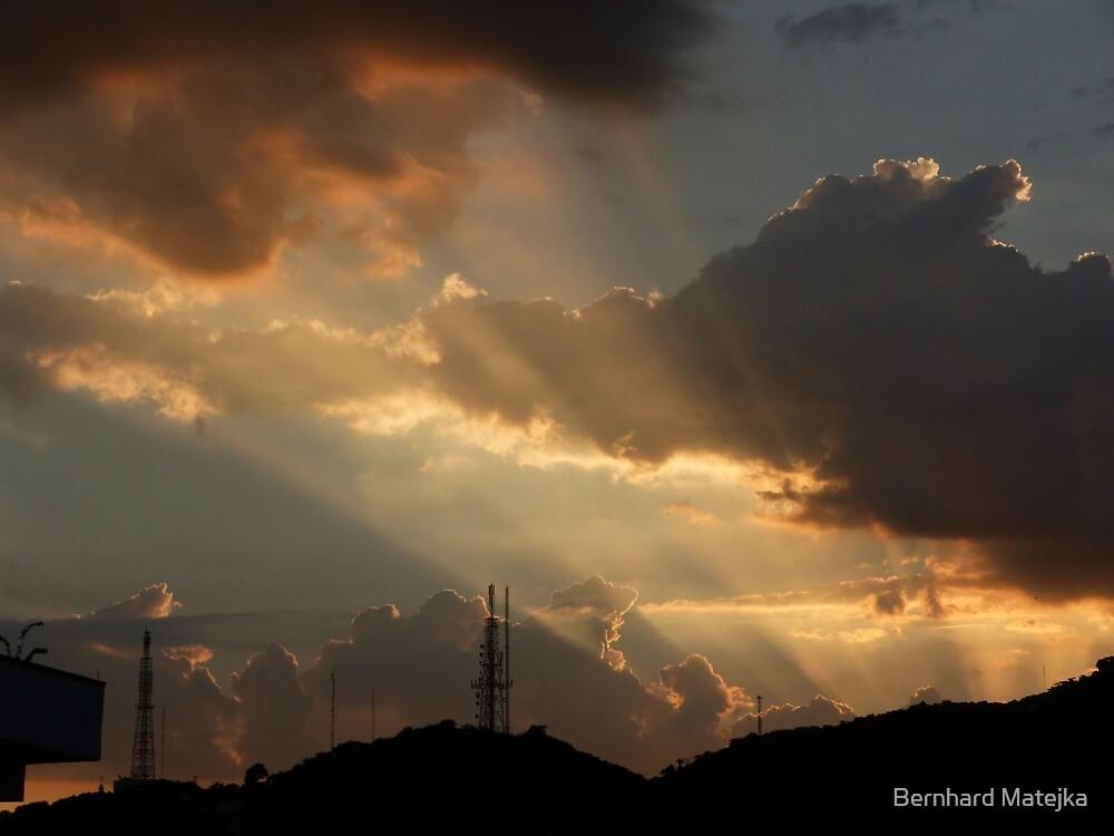 in the skies - en los cielos by Bernhard Matejka