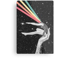 Rainbow dancer Metal Print