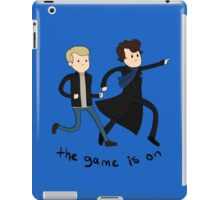 Sherlock: The Game Is On  iPad Case/Skin