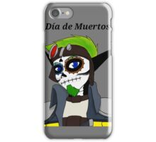Jak Day of the Dead iPhone Case/Skin